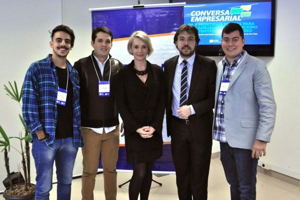 Conversa Empresarial com Annalisa Dal Zotto