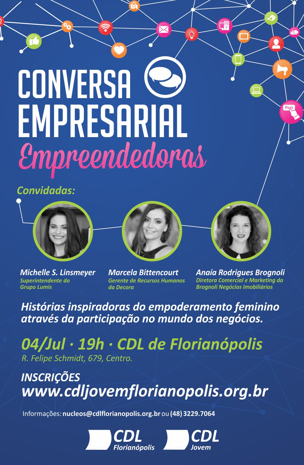 Empreendedoras 04-07-2017